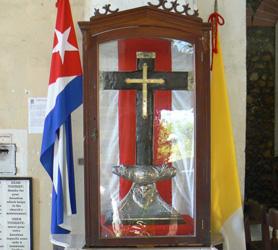Cruz de la Parra Baracoa